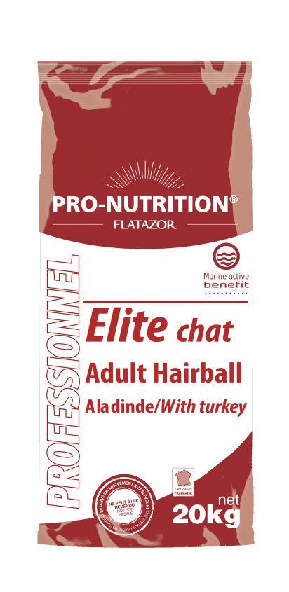 ELITE CHAT ADULT HAIRBALL